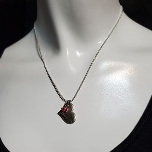 Claire's Silver Daughter Necklace